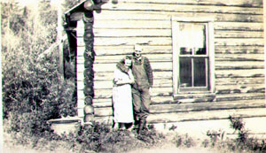 My Great Grandpa Matt and Grandma Ann Hill
