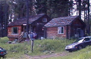 The cabin today